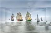 Wilhelmshaven Sailing-CUP - Wilhelmshaven unter Segeln