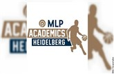Kirchheim Knights - MLP Academics Heidelberg