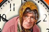 Markus Hirtler als Ermi-Oma - 24 Stunden Pflege(n)