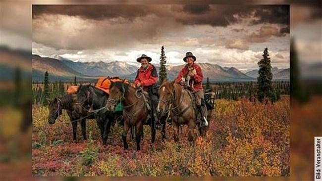 Der lange Ritt - 7 Jahre unterwegs in USA, Kanada & Alaska