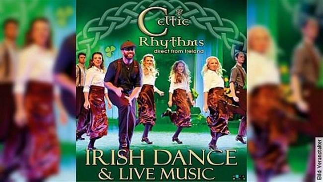 CELTIC RHYTHMS direct from Ireland - Irish Dance Show & Live Music