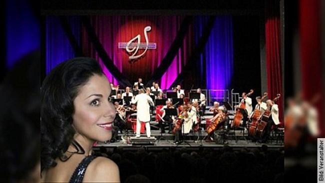 Katrin Weber und die Vogtland Philharmonie GALAKONZERT - Galakonzert