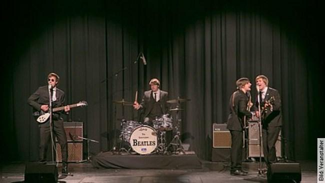 Quarrymen - Beatles -