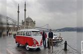 Das große Bulli-Abenteuer - Von Istanbul ans Nordkap