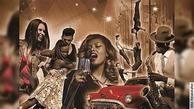 Havana Nights - Havana Dance Company/Circo National/Live Band