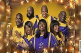 The Glory Gospel Singers - USA - Merry Christmas... and a Happy New Year