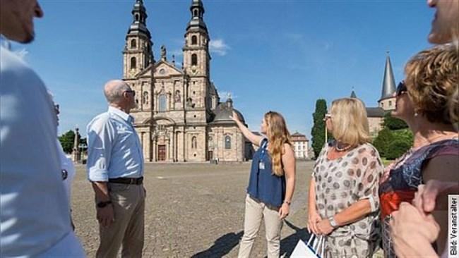2-stündige Führung - Fulda