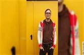 Linus Volkmann - eine Lese-Show in Wort und Bild