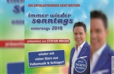 immer wieder sonntags – unterwegs 2018 - präsentiert von Stefan Mross