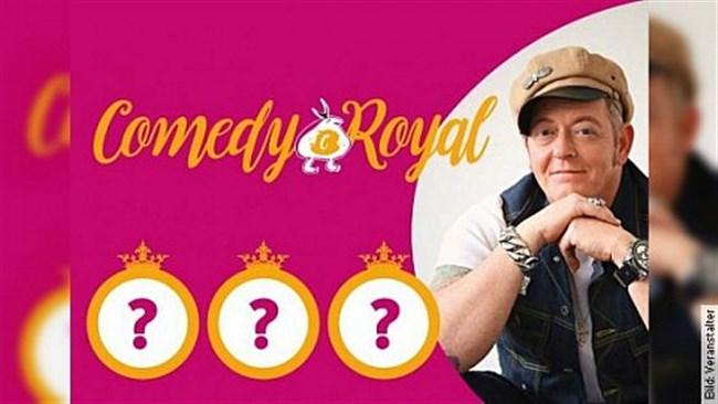 Comedy Royal - Michael Eller und seine Gäste