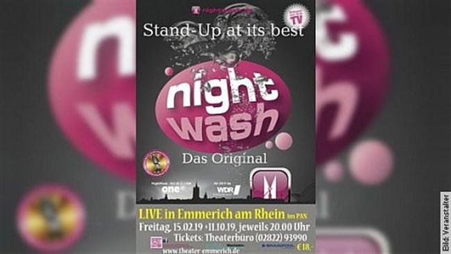 NightWash    LIVE - Das Original!