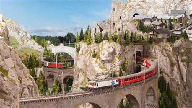 Die größte Modelleisenbahn der Welt - Miniatur Wunderland
