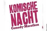 DIE KOMISCHE NACHT - Der Comedy-Marathon in Offenbach
