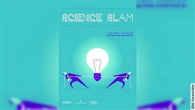 Science Slam - Wissenschaft unterhaltsam!