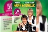 Monika Hauff & Klaus-Dieter Henkler - 50 Jahre Live - Die große Jubiläumstournee