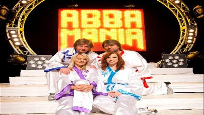 ABBAMANIA THE SHOW - SUPER - TROUPER - TOUR 2020