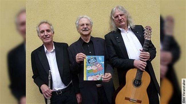 Das schiefe Märchen Trio feat. Paul Maar