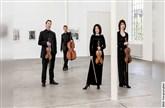 Minguet Quartett - Ulrich Isfort, Annette Reisinger, Aroa Sorin und Matthias Diener