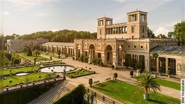 Park Sanssouci – Der Traum von Italien