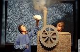 Die kleine Wolke - Ein äkologisches Märchen mit Figuren und Objekten
