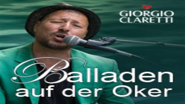 Giorgio Claretti - Balladen auf der Oker - Das Live-Konzert auf einem Floss
