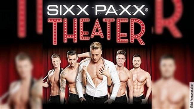 SIXX PAXX Theater Berlin (90-minütige Show)