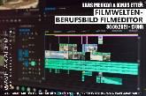 Infoveranstaltung Filmwelten - Berufsbild Filmeditor