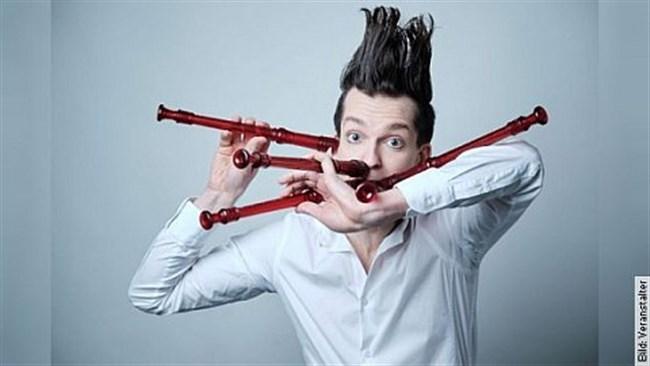 Gabor Vosteen - The Fluteman Show