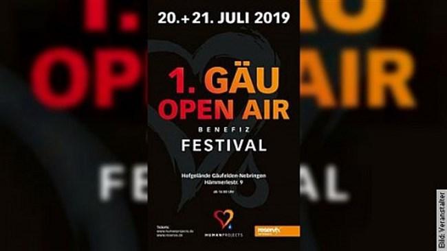Kombiticket 1. Gäu Benefiz Openair Festival