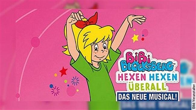 Bibi Blocksberg - Alles wie verhext - das Musical