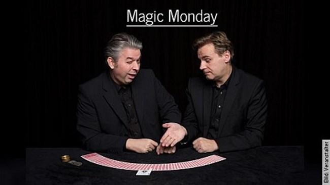 Magic Monday - Close-up-Zaubershow