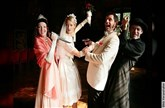 Das Original Krimidinner - Hochzeit in Schwarz