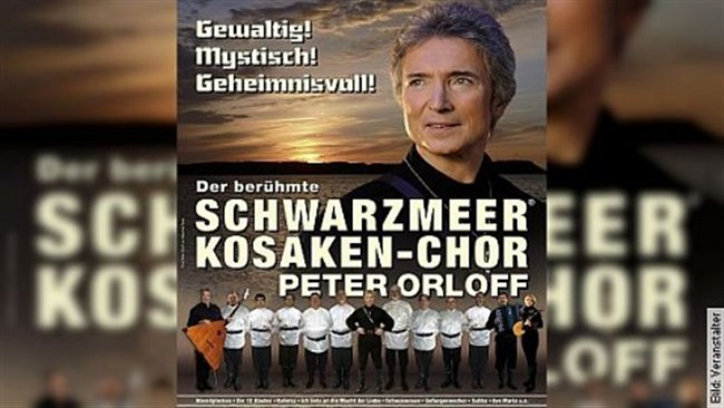 Peter Orloff & Schwarzmeer-Kosaken Chor - Total Emotional - Jubiläumstournee 2019