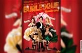Burlesque-Ensemble rote Bühne: Burlesque Wonderland