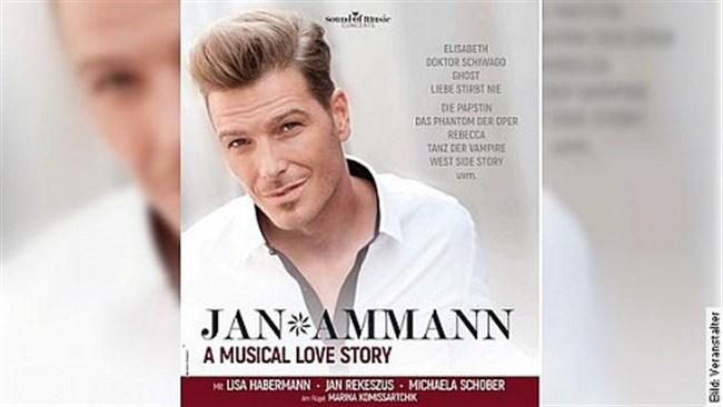 JAN AMMANN - A Musical Love Story