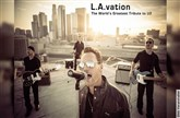 L.A.Vation - The World's Greatest U2 Tribute Band!