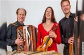 Rudi Zapf Trio - Grenzenlos - Tango, Klezmer, Irish, Bairisch, Valse Musette