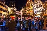 Millumina Miltenberg 2019 - Adventsmarkt & Stadt im Licht