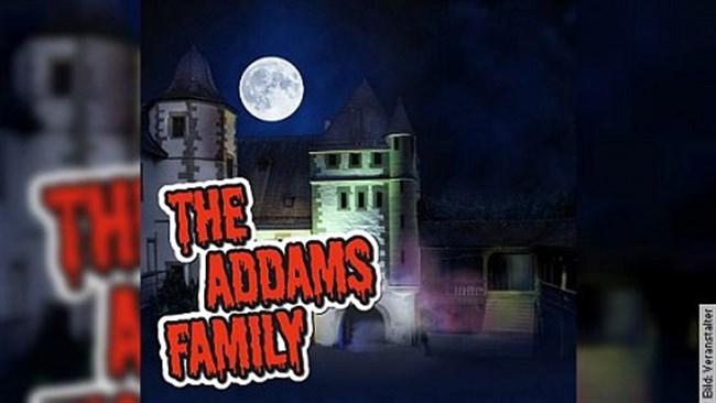 THE ADDAMS FAMILY - Musical-Comedy, Buch von Marshall Brickman und Rick Elice/Musik und Songtexte von Andrew Lippa