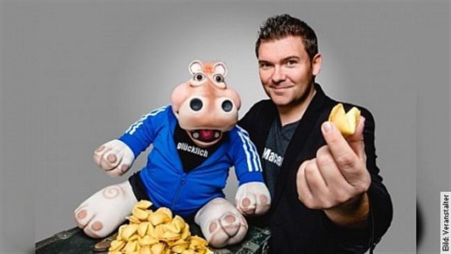 Sebastian Reich & Amanda - GLÜCKSKEKS