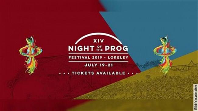 14. Night of the Prog Festival - 2-Tagesticket I 2- Dayticket 19.-20.07.2019