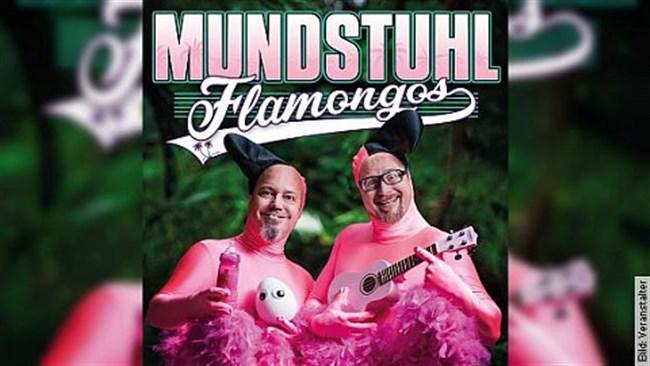 16. Fischbacher Comedynacht mit MUNDSTUHL und ihrem Programm