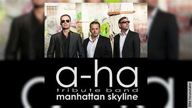 Manhattan Skyline - a-ha Tribute Band