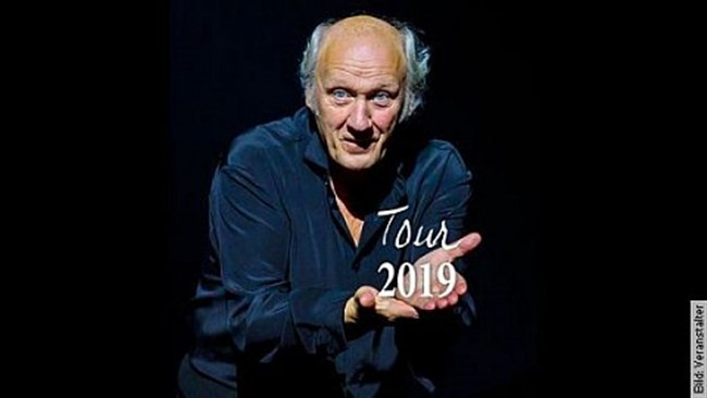 Herman van Veen - Tour 2019
