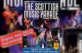 THE SCOTTISH MUSIC PARADE - Schottische Musikparade