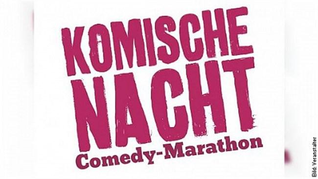DIE KOMISCHE NACHT 2019 - Der Comedy-Marathon in Lübeck
