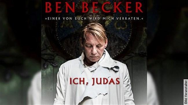 Ben Becker - Ich, Judas -