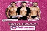 SIXX PAXX - #followme Tour 2019/2020