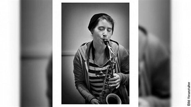 zu Gast: Charlotte Greve (Altsaxofon)