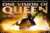 ONE VISION OF QUEEN - The world´s most spectacular Queen Tribute Show